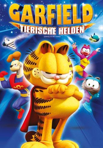 Garfield - Tierische Helden stream