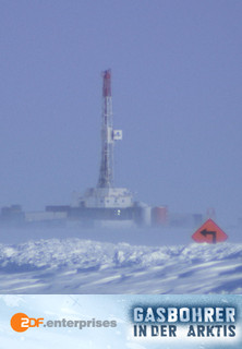 Gasbohrer in der Arktis stream