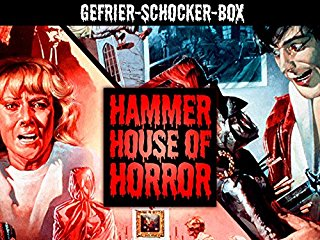 Gefrier-Schocker: Hammer House of Horror stream