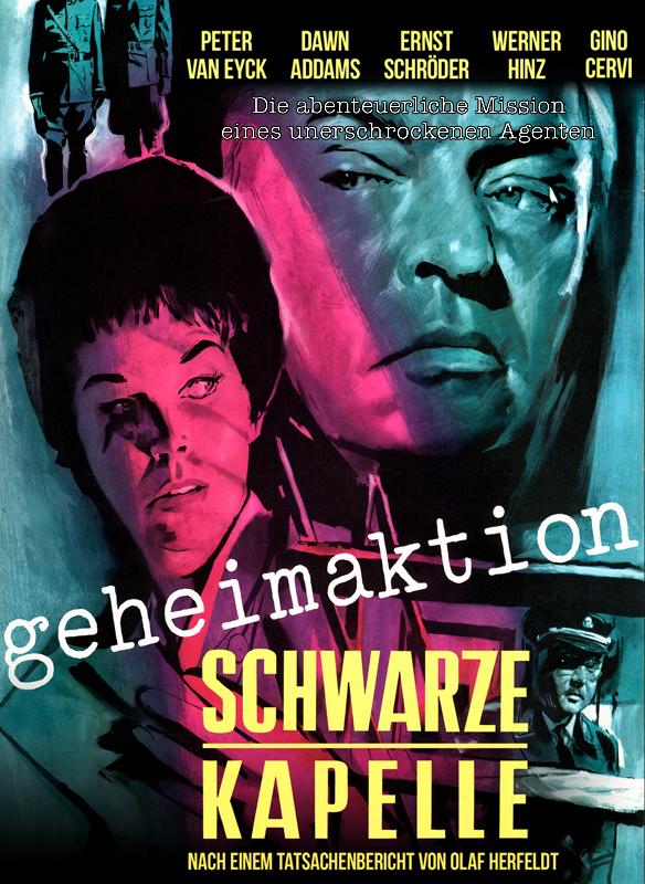 Geheimaktion Schwarze Kapelle (1959) stream