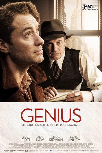 Genius - Die tausend Seiten einer Freundschaft Stream
