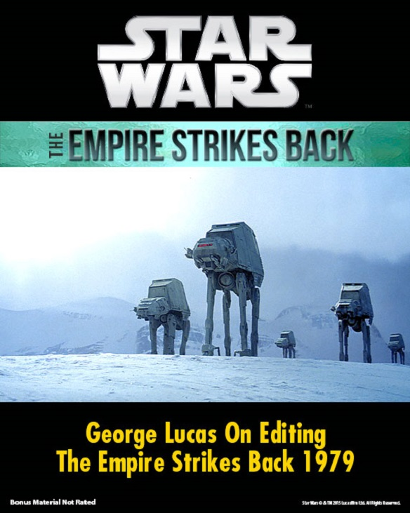 George Lucas on Editing The Empire Strikes Back 1979 Stream
