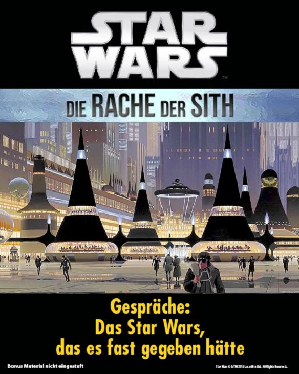 Gespräche: Das Star Wars, das es fast gegeben hätte stream