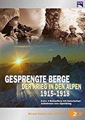 Gesprengte Berge - Der Krieg in den Alpen stream