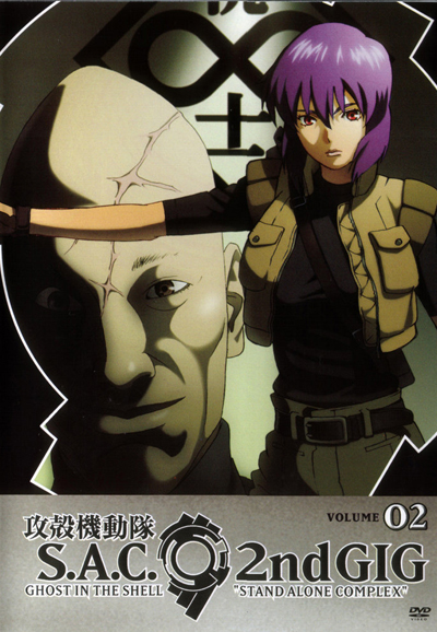 Ghost in the Shell: Stand Alone Complex stream