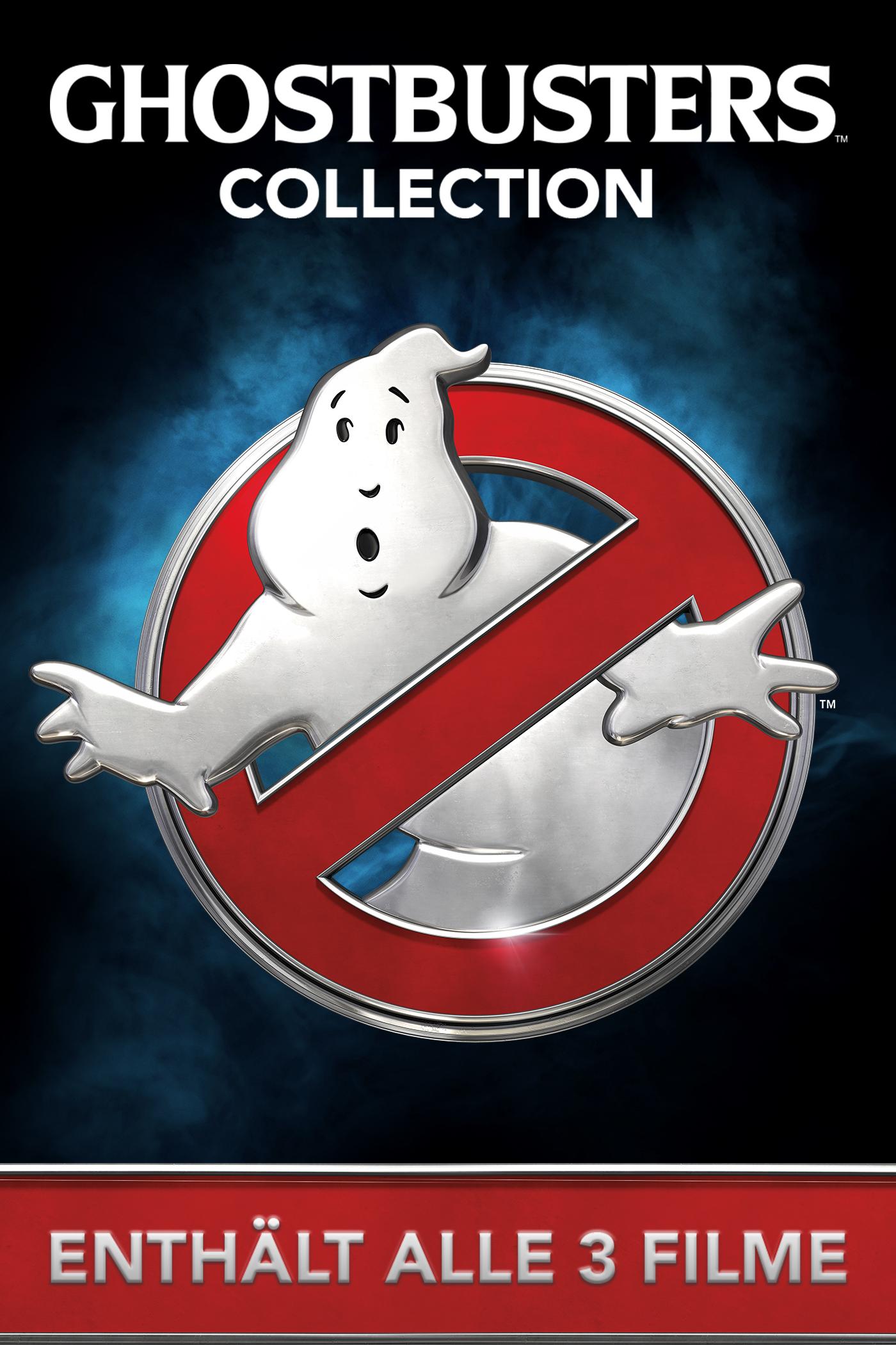 Ghostbusters Triple Feature stream