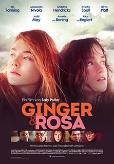 Ginger & Rosa stream