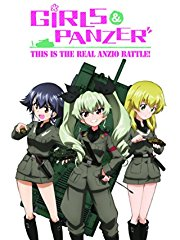 Girls und Panzer: This is the real Anzio Battle stream