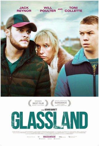 Glassland stream