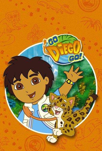 Go Diego Go stream