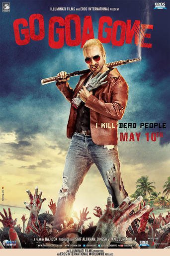 Go Goa Gone stream