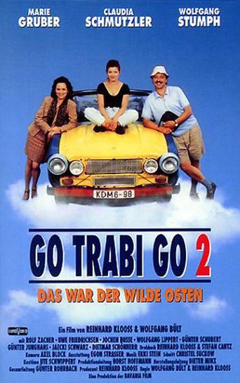 Go Trabi Go 2 - Das war der wilde Osten stream