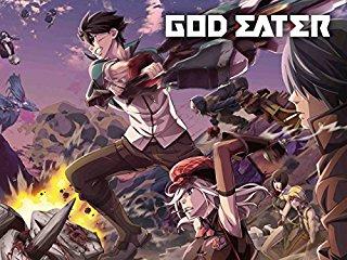 God Eater stream