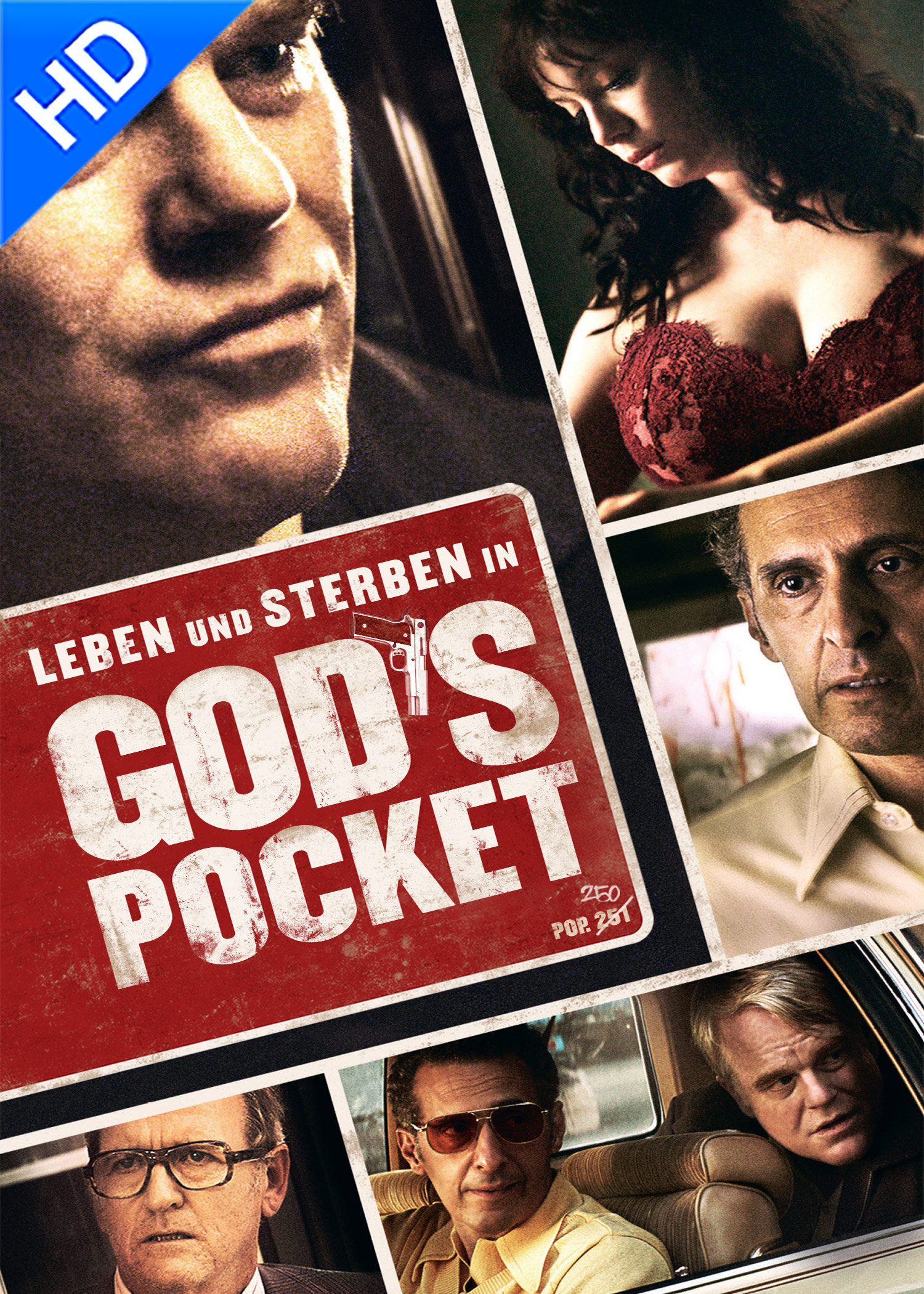 God's Pocket stream