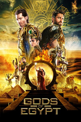 Gods of Egypt stream