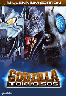 Godzilla Tokyo SOS - stream