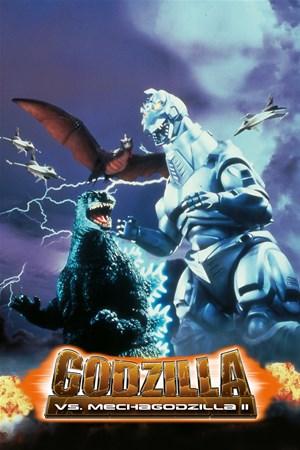 Godzilla vs Mechagodzilla II stream