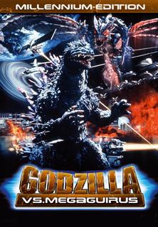 Godzilla vs. Megaguirus stream