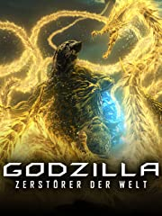 Godzilla: Zerstörer der Welt Stream