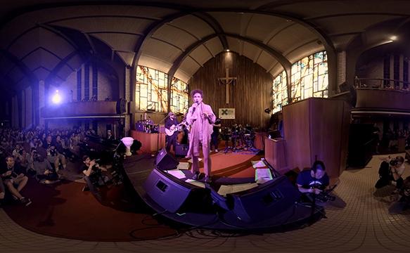 "GoPro Music: Edward Sharpe ""Somewhere"" VR Video Stream"