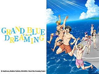 Grand Blue Dreaming Stream