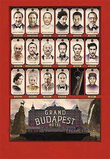 Grand Budapest Hotel stream