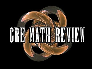 GRE Math Review stream