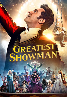 Greatest Showman - stream
