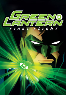 Green Lantern: First Flight stream