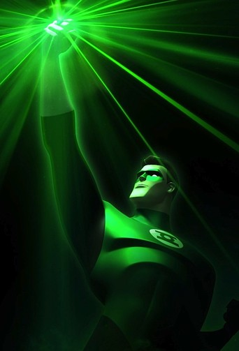 Green Lantern stream