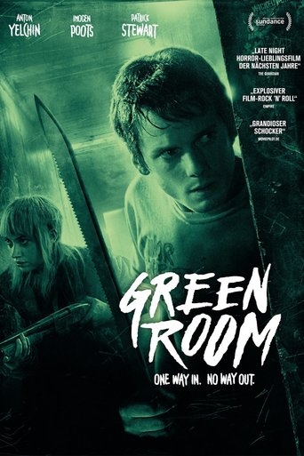 Green Room stream