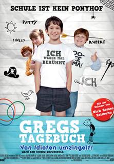 Gregs Tagebuch - Von Idioten umzingelt! stream