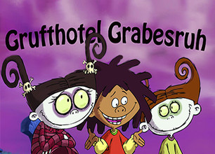 Grufthotel Grabesruh - stream