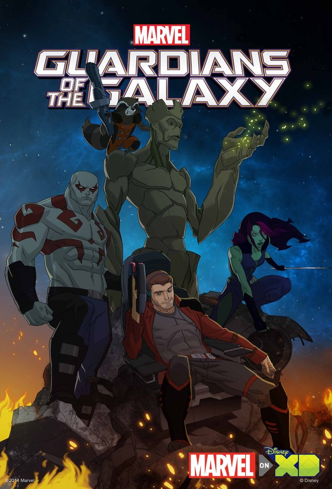 Guardians of the Galaxy - stream