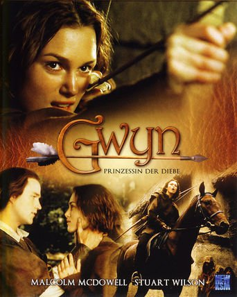 Gwyn - Prinzessin der Diebe stream