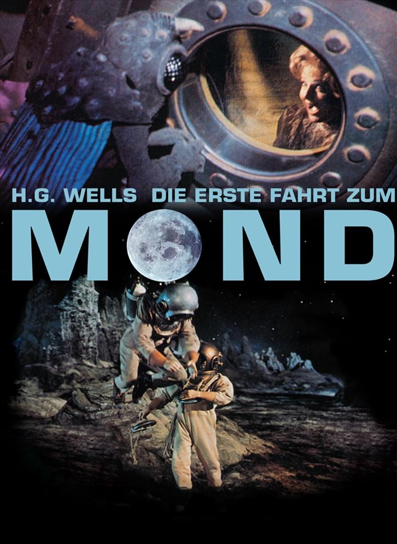 H.G. Wells Die Erste Fahrt Zum Mond stream
