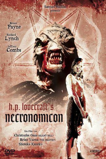 H.P. Lovecrafts Necronomicon stream