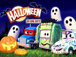 Halloween in Autopolis Stream