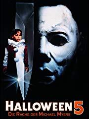 Halloween V - Die Rache des Michael Myers [Uncut] stream