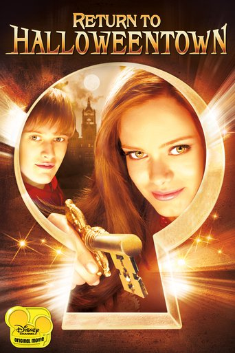 Halloweentown 4 - Das Hexencollege stream