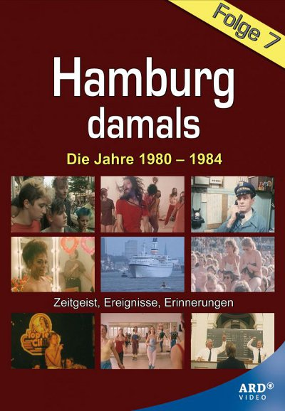 Hamburg Damals 1945-1995 stream