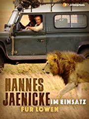 Hannes Jaenicke - Im Einsatz für Löwen Stream
