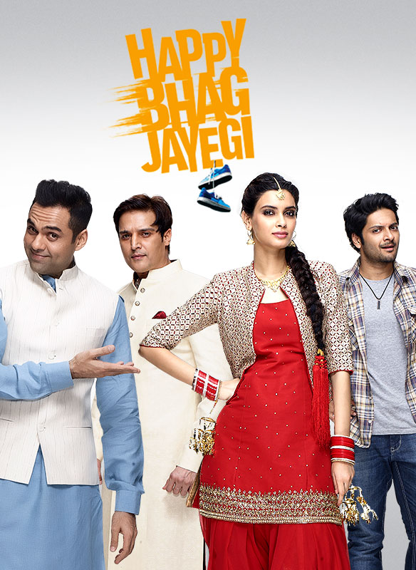 Happy Bhag Jayegi stream