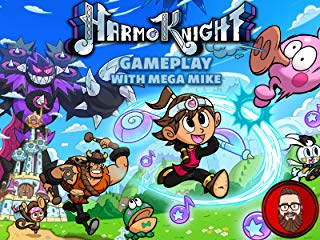 Harmoknight Gameplay With Mega Mike stream