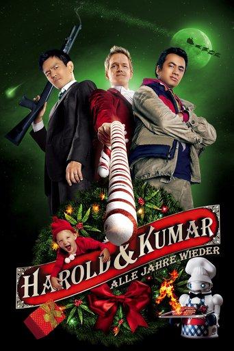 Harold & Kumar - Alle Jahre wieder stream