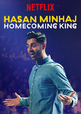 Hasan Minhaj: Homecoming King stream