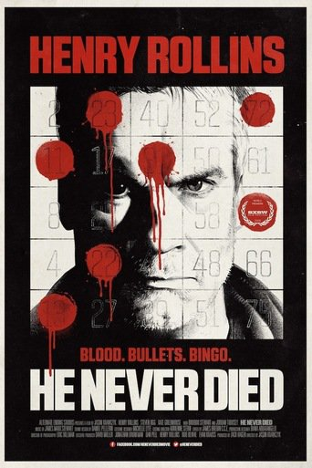 He Never Died - stream