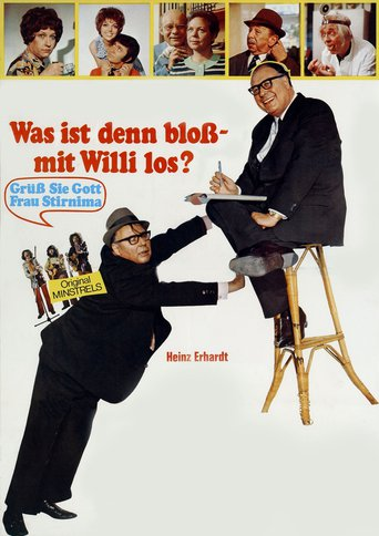 Heinz Erhardt: Was ist denn bloß mit Willi los? - stream
