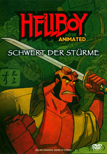 Hellboy Animated - Schwert Der Sturme stream