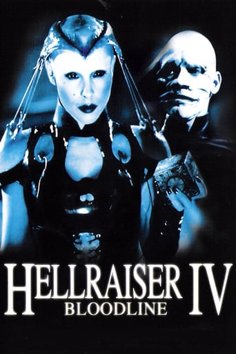 Hellraiser IV: Bloodline stream